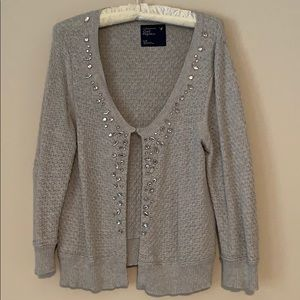 American Eagle Cardigan with detail